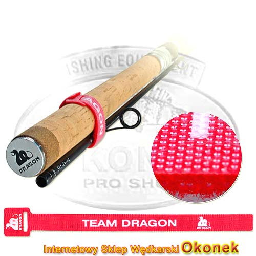 Dragon Rzep W�dkarski Team Dragon Du�y, Zapinka, Opaska