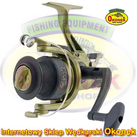 Konger Kołowrotek Carbomaxx Carp&Feeder Long Cast 160