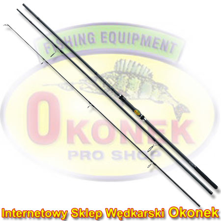 Daiwa Wędka Black Widow Carp 360/3,00lbs - 3 sec.