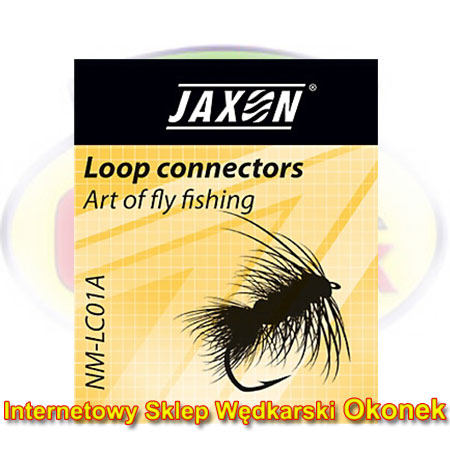Jaxon Łącznik Loop Connectors Clear (NM-LC01B)