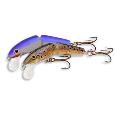 Rapala Wobler Jointed Minnow