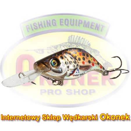 Salmo Wobler Sparky Shad