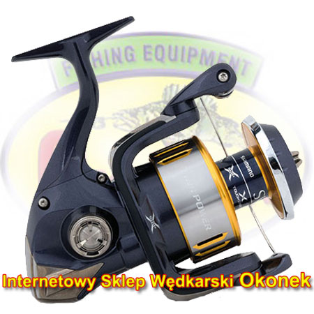 Shimano Kołowrotek Twin Power SW-B 8000 PG