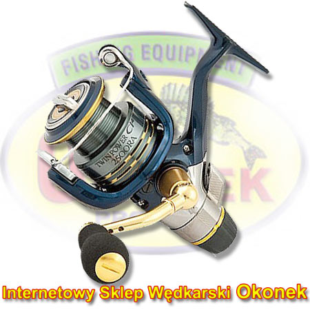 Shimano Kołowrotek Twin Power Ci4 2500 RA (Tri Drag)