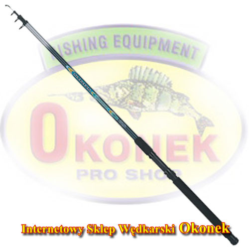 Konger Wędka Fishing Patrol Tele Float