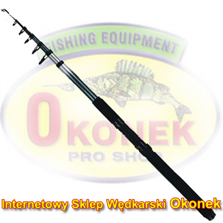 Konger Wędka Fishing Patrol Pack