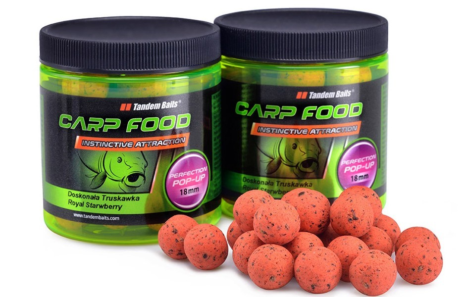 Tandem Baits Kulki Proteinowe Impact CF Perfection Pop Up 12 mm