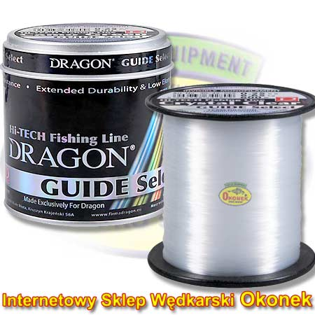 Dragon Żyłka Guide Select Clear