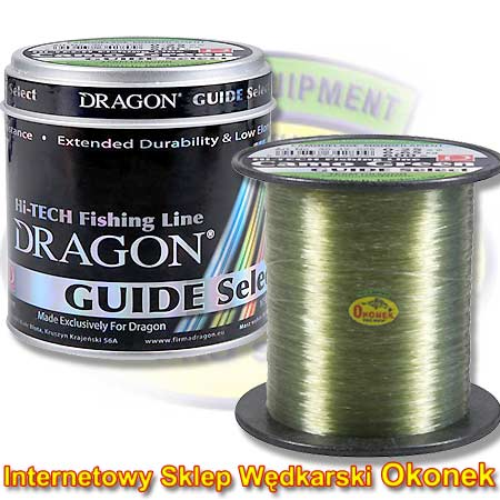 Dragon Żyłka Guide Select Green