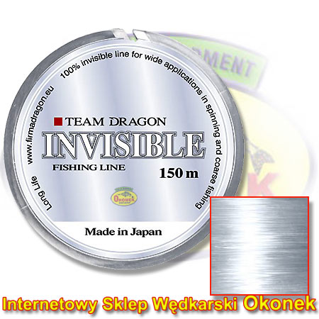 Dragon Żyłka Team Dragon Invisible